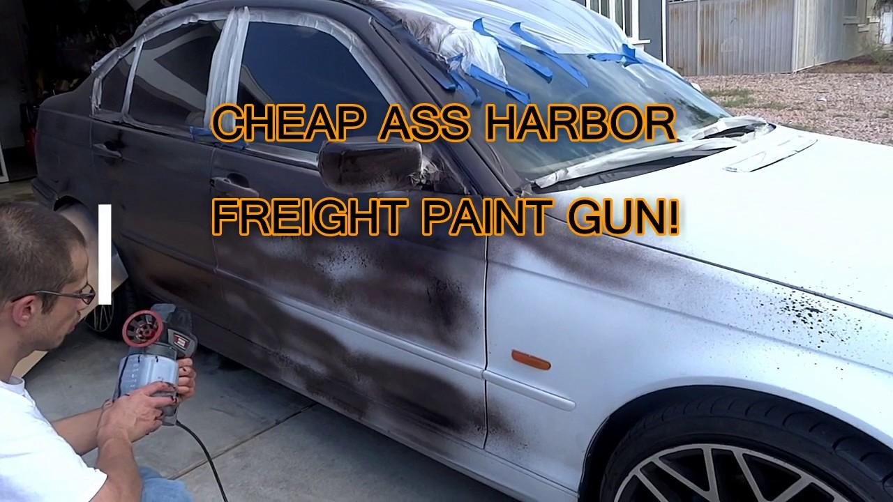 Harbor Freight Plasti Dip Spray Gun