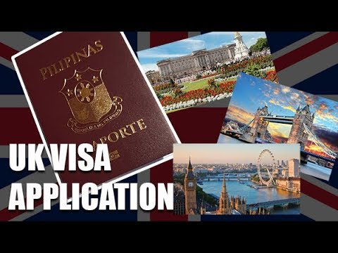 How To Apply For A UK (United Kingdom) Visa In The Philippines | Tagalog | Vlog #003