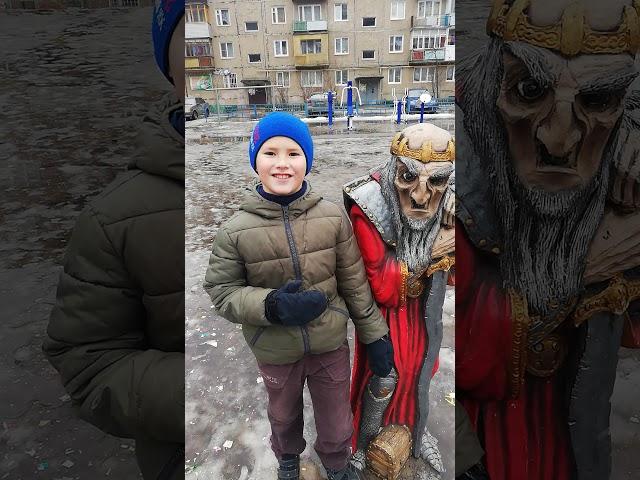 Изображение предпросмотра прочтения – ЕгорВасиленко читает произведение «Весна (Зима не даром злится…)» Ф.И.Тютчева