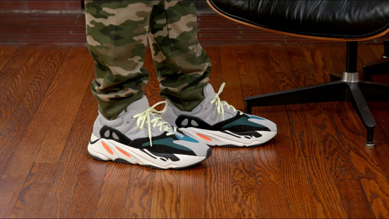 d8e433d12 Perfect Pants for the Yeezy 700 - YouTube