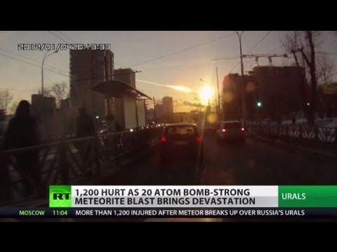 20-Hiroshimas-Strong: Meteorite blast devastates Russia's Urals