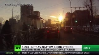 20-Hiroshimas-Strong: Meteorite blast devastates Russia
