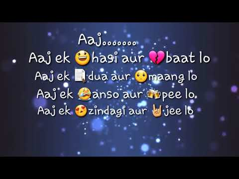New Whatsapp Status    Kal Ho Na Ho