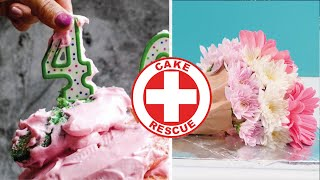 Cake Rescue #2 From failed to nailed it | How To Cook That Ann Reardon