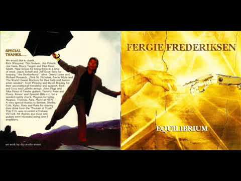 Fergie Frederiksen ~ Equilibrium (1999) - (AOR, Soft/Rock) - FullAlbum