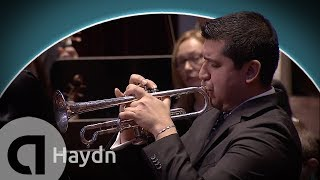 Haydn: Trumpet Concerto - Pacho Flores and the Arctic Philharmonic Orchestra - Live Concert HD