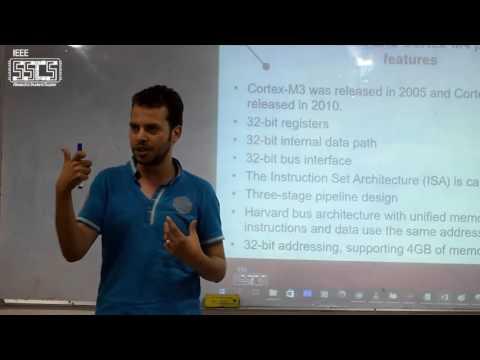 02 : ARM Cortex M4 Specs || IEEE SSCS AlexSC