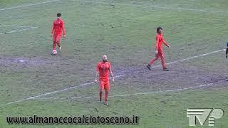 Serie D Girone A Ghivizzano B.-Prato 1-3