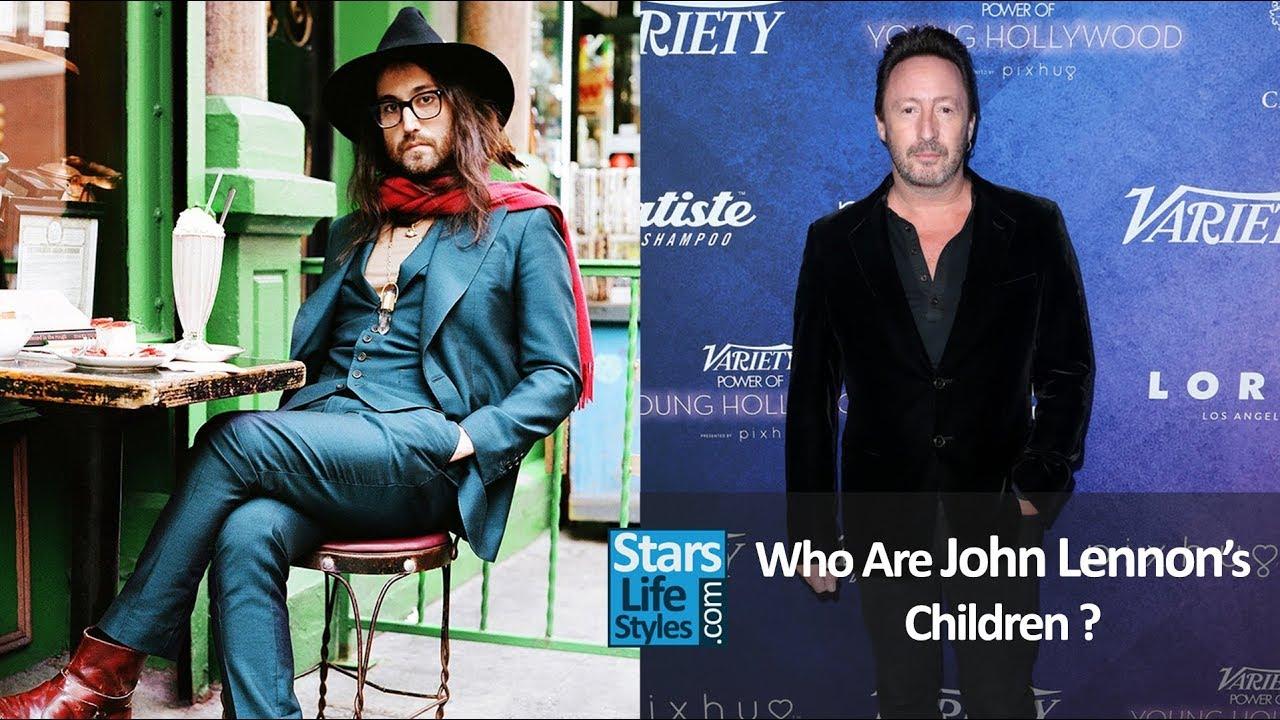 Who Are John Lennon's Children ? [2 Sons] | The Beatles ...