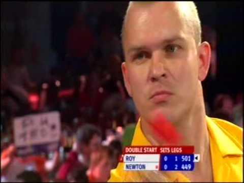 World Grand Prix 2007 - Rd 1 - Alex Roy v Wes Newton pt. 2 ...