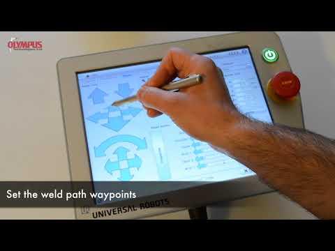 Universal Robot Welding - By Olympus Technologies Technologies
