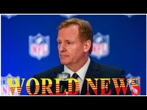 [WORLD NEWS] Originally the drums: roger goodell of the extension talks forward