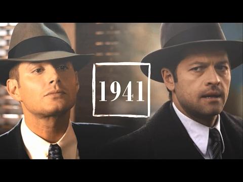1941    Dean & Eliot Ness [SPN/Timeless]