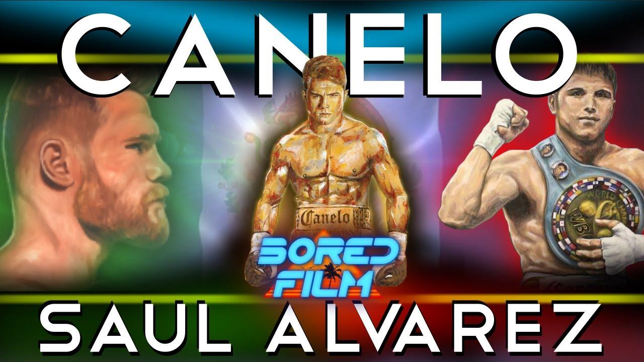 Saul Alvarez - Canelo (Original Bored Film Documentary)