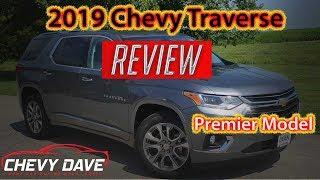 2019 Chevy Traverse Premier Review - Chevy Traverse Premier - 5382