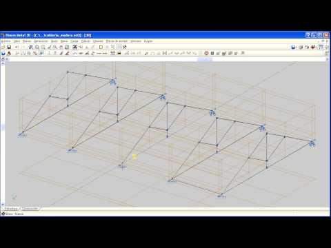 Estructuras 3d integradas la uni n de cypecad y nuevo - Estructuras de metal ...