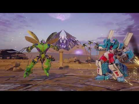 Waspinator joins Transformers: Forged to Fight