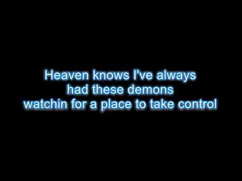 Randy Travis - My Greatest Fear LYRICS
