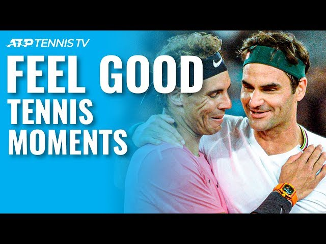 Feel Good ATP Tennis Moments!