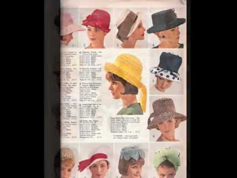 1964 Fashions From a Sears Catalog - YouTube 7167f47eb05