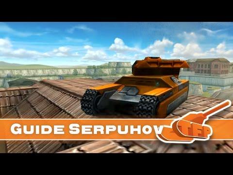 Tanki Online | Parkour Guide: Serpuhov | 4K Quality! (Deutsche Untertitel)