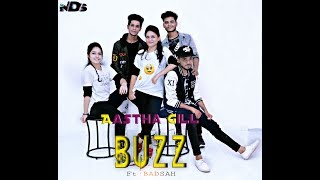 Aastha Gill - Buzz feat Badshah || NDS Dhamnod