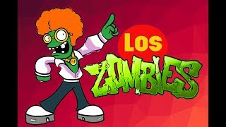 #PlantsVsZombies ZOMBIES OFFICIAL MUSIC VIDEO.