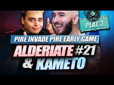 Vidéo d'Alderiate : [FR] ALDERIATE & KAMETO - JAX VS CORKI - PATCH 9.14 - LES RANGE TOP C'EST UNE HYDRE