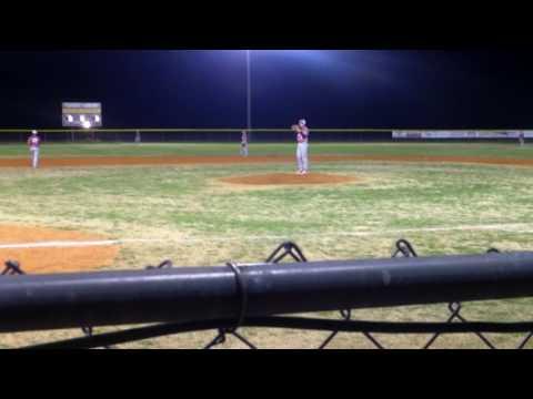 Peter Setterich, Wewahitchka High School Baseball, 2016