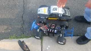 slash 4x4 castle creations 2400kv
