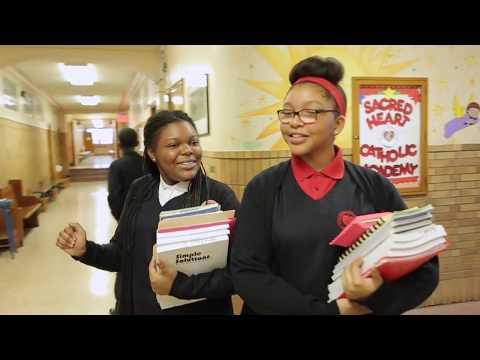 Sacred Heart Catholic Academy Promo Video
