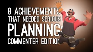 8 Achievements That Took Serious Planning: Commenter Edition thumbnail