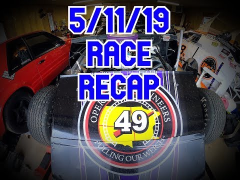 Wissota Midwest Modified at Deer Creek Speedway and Chateau Speedway Race Recap