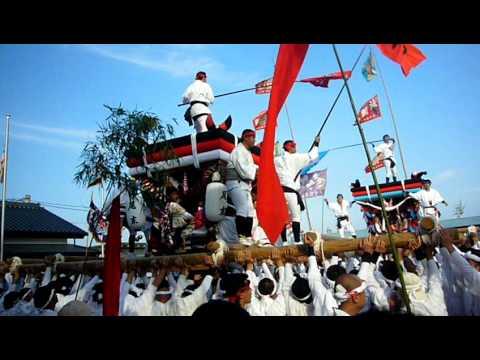 門川町尾末神社祭り | Doovi