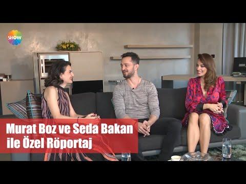 Murat Boz ve Seda Bakan ile Özel Röportaj