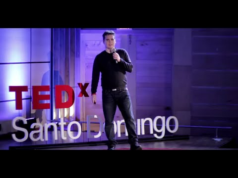 Our Post-Human Future | David Simpson | TEDxSantoDomingo