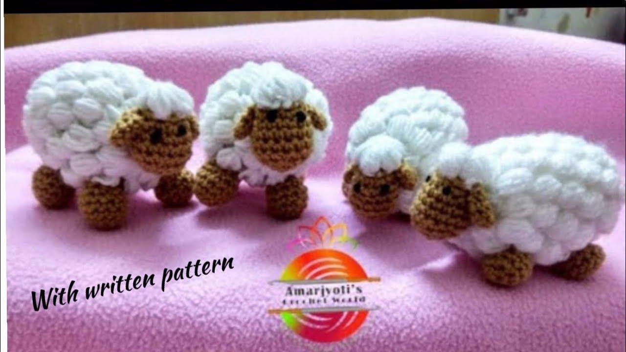 Little Crochet Lamb | Modèles au crochet de pâques, Modèles de jouets au  crochet, Modèles jouets en peluche | 720x1280