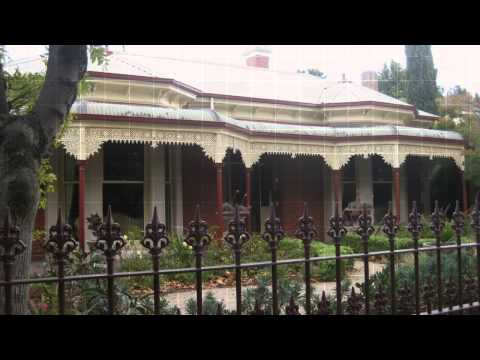 Cast Iron Lacework Architecture in Australia by Chatterton Lacework