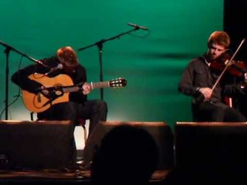 Ross Couper and Tom Oakes - Fiddle Frenzy 9.8.12 (5)