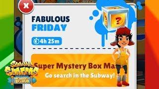 Subway Surfers Venice Beach - Fabulous Friday - Super Mystery Box Mania (2018)