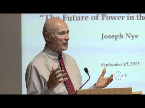 Joseph Nye on global power in the 21st century, the full lec
