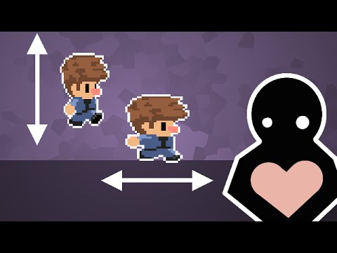 [GameMaker Tutorial] Platformer Character Squash and Stretch by HeartBeast