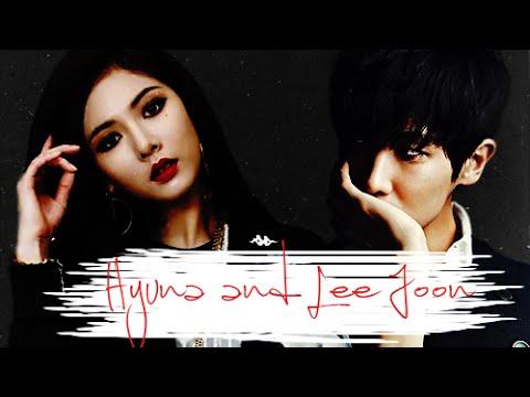 hyuna and lee joon dating divas