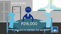 AXA Philippines_Retirement Planning