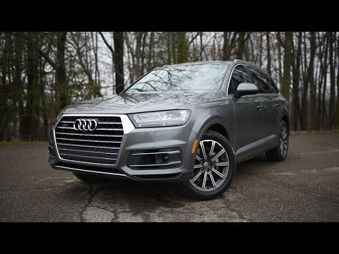 2017 Audi Q7 Review: Curbed with Craig Cole