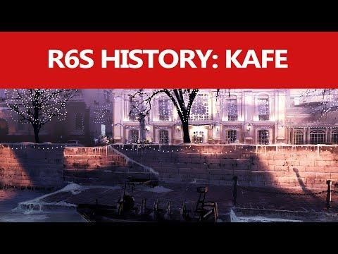 History of R6S: Kafe Dostoyevsky