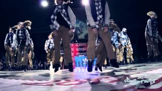 10 avenue ( Ставрополь)  UDS 10 - SDK Ukraine. Best show. 6-may