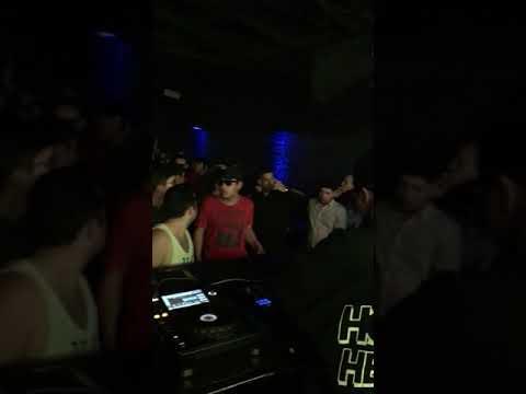 Terraza Club Room Dj Rocio Larrondo