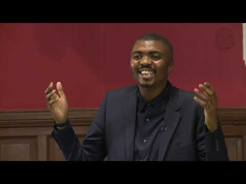 Loyiso Gola  | Comedy Debate: All You Need Is Love | Opposition | Oxford Union