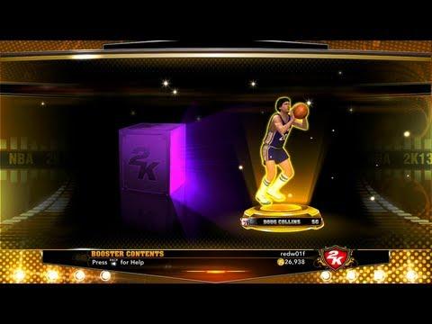 Philadelphia 76ers SG #1 draft pick gold legend player NBA2k13- commentary